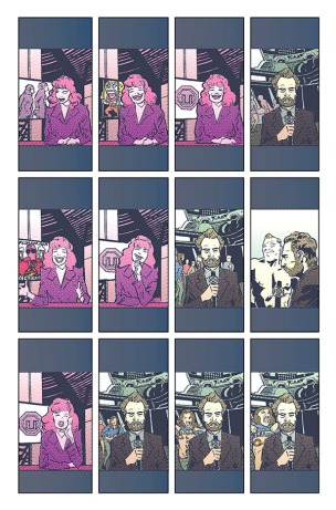 Bitch Planet #5 page 1
