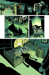 Casanova Luxuria #10, page 01