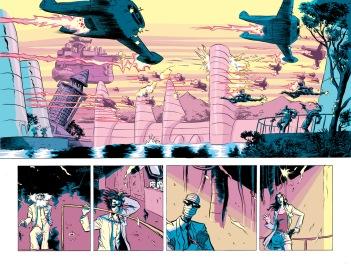 Casanova Gula #08, pages 02 and 03