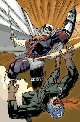 Daken: Dark Wolverine #12, page 02