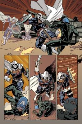 Daken: Dark Wolverine #12, page 03