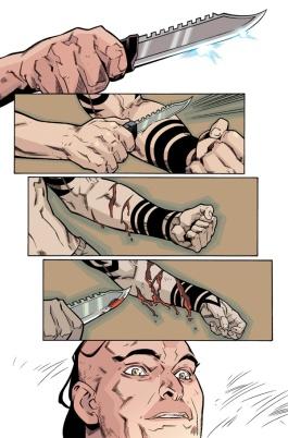 Daken: Dark Wolverine #16, page 01