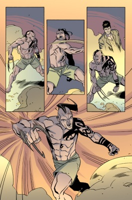 Daken: Dark Wolverine #17, page 05