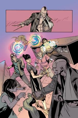 Daken: Dark Wolverine #18 page 01