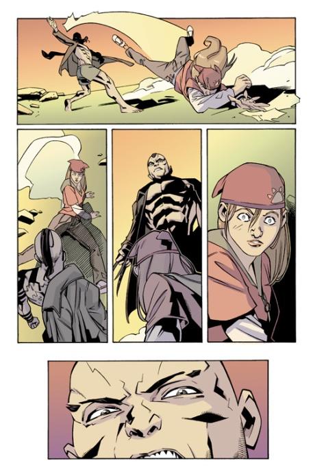 Daken: Dark Wolverine #18 page 04