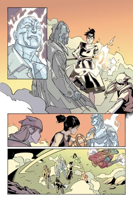 Daken: Dark Wolverine #18 page 05