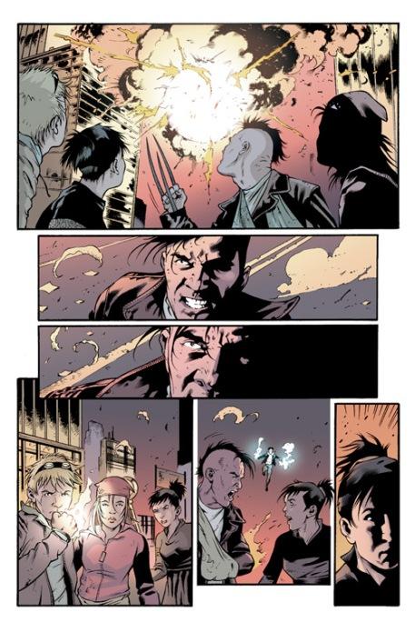 Daken: Dark Wolverine #19, page 09