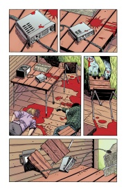 Hinterkind #1, page 1