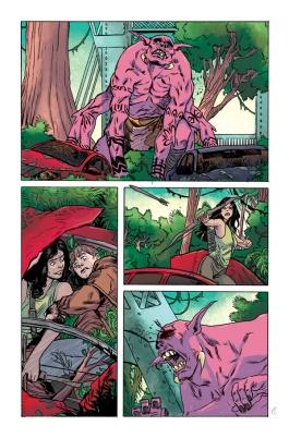Hinterkind #2, page 1