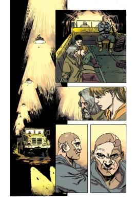 Hinterkind #5, page 1