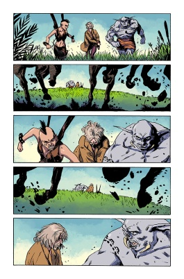 Hinterkind #7, page 01