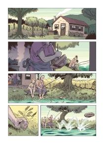 Astronauta Magnetar #1, page 02
