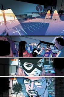 Batgirl Rebirth #12 page 01