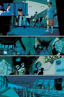 Batgirl Rebirth #12 page 05