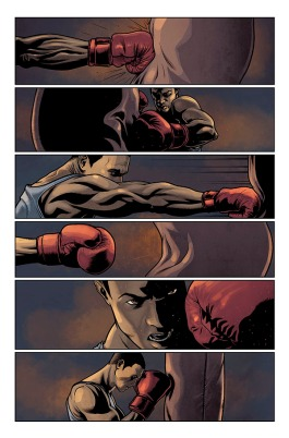 Captain America: Sam Wilson #9, page 01