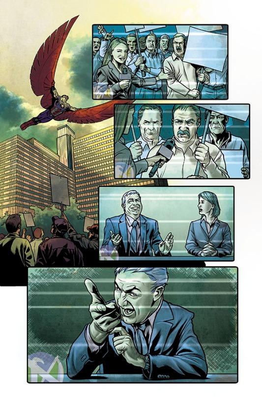 Captain America: Sam Wilson #10, page 01