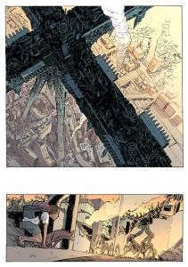 Faling Skies, page 01