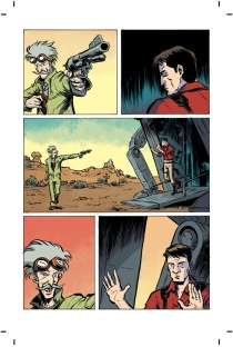 Serenity Free Comic Book Day Star Wars, page 04
