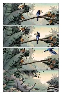 Fantastic Four #19, page 01