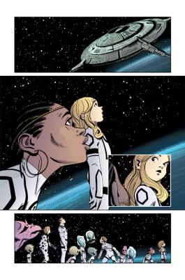 Fantastic Four #21, page 01