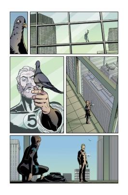 Fantastic Four #23, page 01