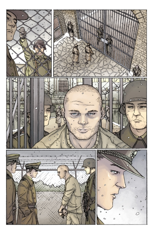 Fantastic Four #605, page 04
