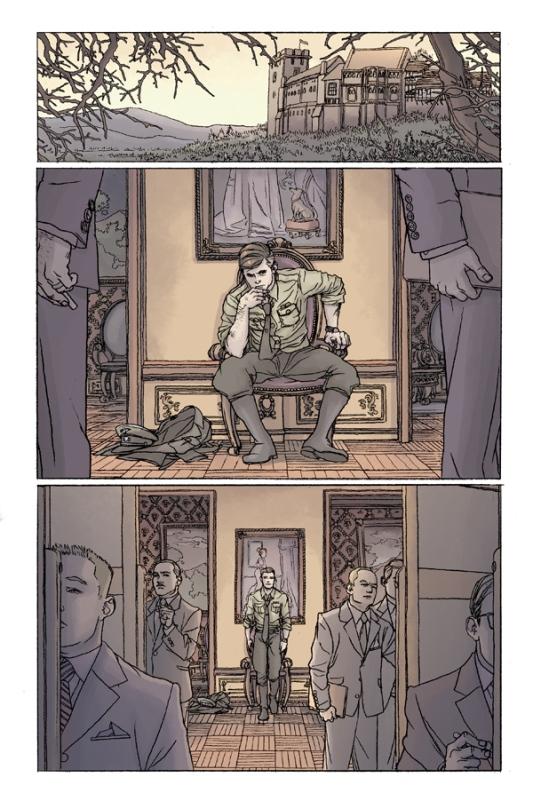 Fantastic Four #605, page 05