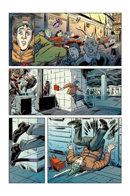 Hawkeye vs. Deadpool vs The Holidays #1 page 04