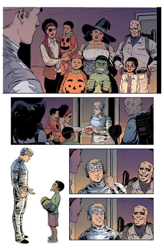Hawkeye vs. Deadpool vs Crime #1, page 05