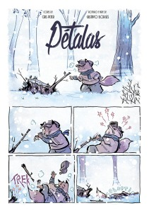 Petálas, #1, page 03